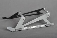 450 Pro Pro-V2 Helicopter Part Tarot Carbon metal landing gear set