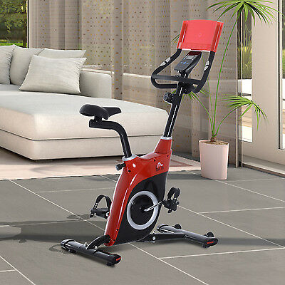 Bicicleta Estática con Pulsometro para Fitness Gimnasio Deporte Ciclismo Cardio