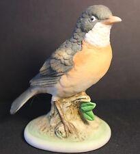 Robin Bird Figurine  - Lefton China #KW6609