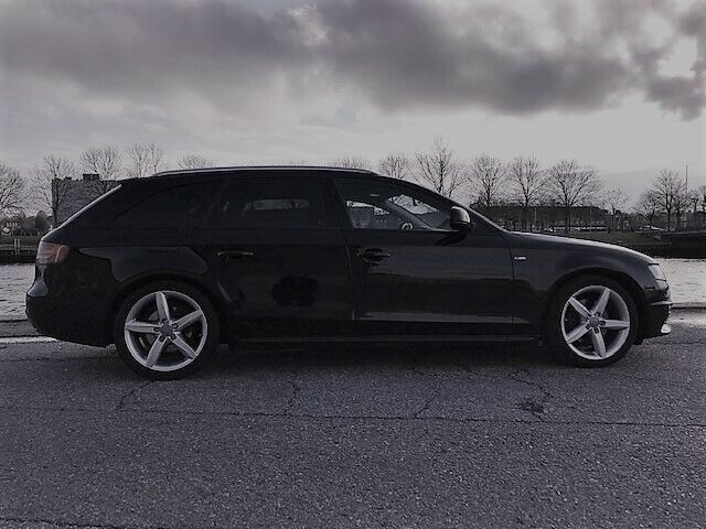 Super velholdt Audi A4 Avant