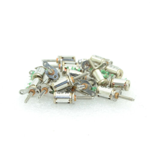 15pcs 4 Wire 2 Phase stepper motor 6mm Canon micro stepper motor-1160