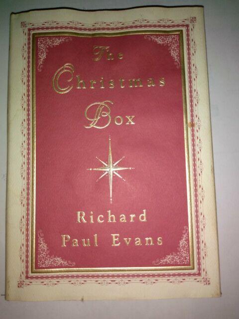 THE CHRISTMAS BOX by Richard Paul Evans 1993 HC/DJ   eBay