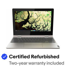 "Certified Refurbished LENOVO 81TA0010US Chromebook C340-11 11.6"" HD Touchscreen"