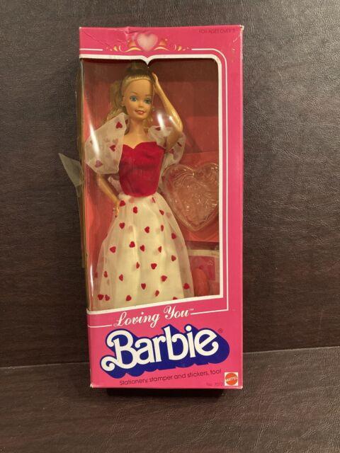 Vintage 1983 Loving You Barbie Mattel #7072 NRFB Superstar Era