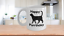 miniature 1 - Happy Purrthday Mug White Coffee Cup Funny Gift for Cat Lover Mom Dad Owner Birt