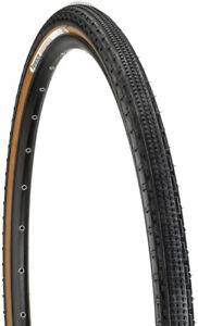 Panaracer GravelKing SK Tire 700x43 Folding Bead Brown Sidewall