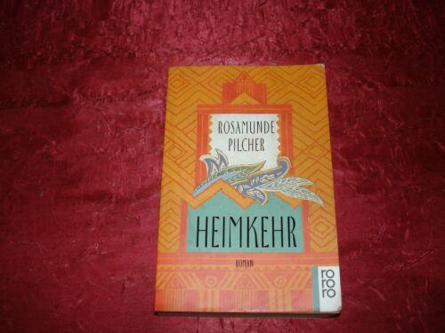 1 von 1 - Taschenbuch, Heimkehr von Rosamunde Pilcher, Roman, rororo, gebraucht, guter Zus