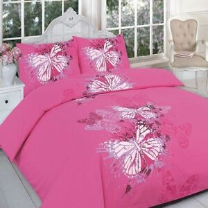 Duvet-Cover-with-Pillow-Case-Quilt-Cover-Bedding-Set-Size-Double-NEW