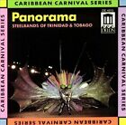 Panorama: Steelbands of Trinidad & Tobago by Various Artists (CD, 1991, Delos)