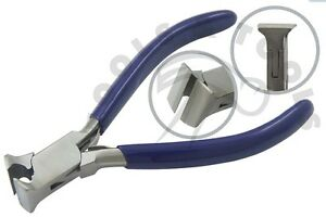 QUALITY-JEWELRY-WIRE-END-CUTTER-PLIERS-120-MM-TUNGSTEN-CARBIDE-TIPS-METAL-CRAFTS