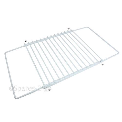 Servis Réfrigérateur Plateau Blanc couché plastique réglable congélateur rack extensible 62 cm