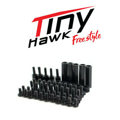 EMAX Tinyhawk Freestyle Hardware Pack Screws Plastic Stands Rubber Bushings