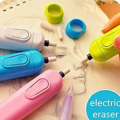 20XReplacement Eraser Refills For Battery Operated Electric Eraser Stationery OF