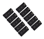 Total-Stretch-Elastic-Pant-Waistband-Extender-Black-10-Pack thumbnail 1