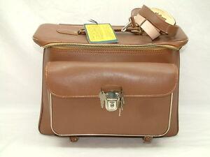 Alpex Camera Case Bag Zippered with Keys - Vintage