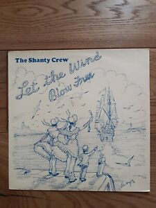 The-Shanty-Crew-Let-The-Wind-Blow-Free-ESSAR-014-Vinyl-LP-Album