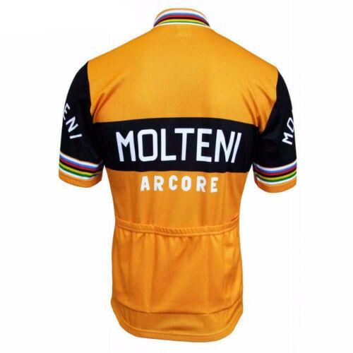 Molteni Arcore MOLTENI Cycling Jersey Arcore MOLTENI EDDY MERCKX Cycling Jersey