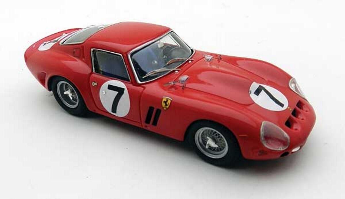 kit Ferrari 250 330 GTO ch.3765 SA  7 Le Mans 1962 - Modelling Plus kit 1 43