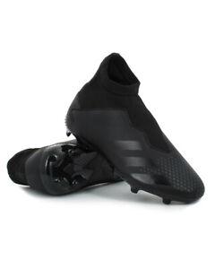 Adidas-Scarpe-Calcio-Football-Predator-20-3-laceless-FG-Senza-lacci-Bambino