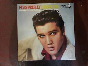 Elvis-Presley-Loving-You-Ltd-Ed-BLUE-LP-Vinyl-New-amp-Sealed