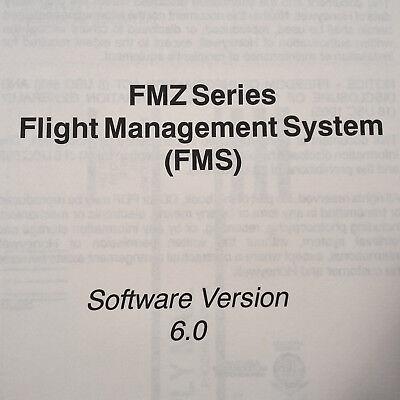 Honeywell FMZ Series Flight Management System Pilot's Operating Manual, v 6  | eBay