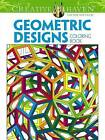 Creative Haven Geometric Designs Collection Coloring Book by Dover, Hop David, Peter Von Thenen (Paperback, 2015)