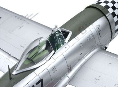 Tamiya 61090 1//48 Aircraft Model Kit USAF Republic P-47D Thunderbolt BubbleTop