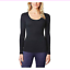 Women-039-s-32-Degrees-Heat-Thermal-Base-Scoop-Neck-Shirt-Long-Sleeve thumbnail 4