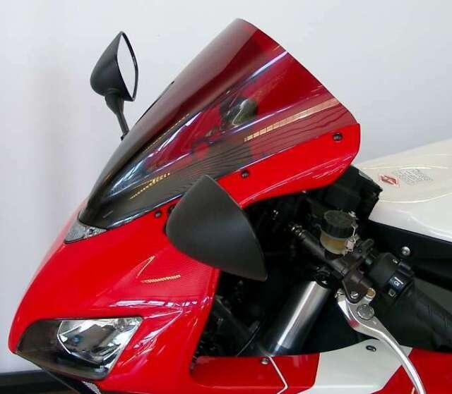 F/ür Honda CBR1000RR CBR 1000RR 2004-2007 DYBANP Motorrad Windschutzscheibe Motorrad Windschutzscheiben Zubeh/ör