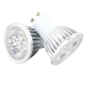 6W-4LED-GU10-Spotlight-LED-Downlight-Lamp-Bulb-Spot-Light-Pure-White-New-MY