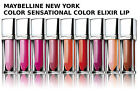 "Maybelline Colorsensational Color Elixir,""CHOOSE YOUR SHADE"""