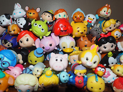 Tsum Tsum Color Pop Series 4 3 Pack Disney YOU CHOOSE YOUR SET