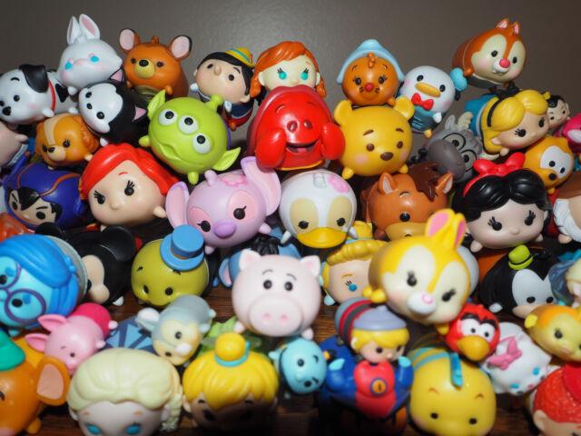 Disney Marvel Tsum Tsum Vinyl Mini Figure U Pick Small Figures