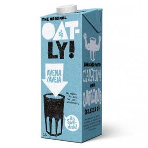 DéSintéRessé Oatly - Bebida De Avena (leche De Avena) - Pack De 6 (6 X 1 Litro)