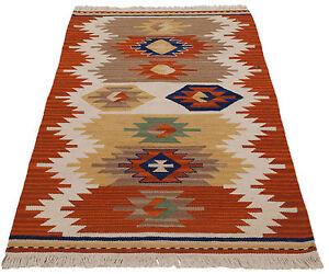 Antiquitäten & Kunst Farah1970 ZuverläSsige Leistung Persische Teppiche Td-16155-4-teppich Foriginal Kilim Hand Made 122x61 Cm