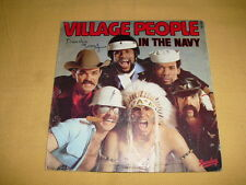 Village People ‎– In The Navy 45 RPM 7'' Single