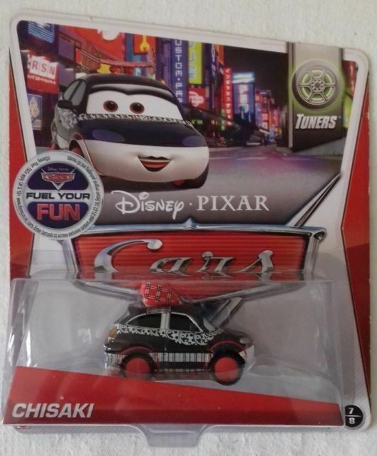 Disney//Pixar Cars Chisaki Diecast Vehicle by Mattel