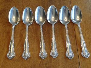g S Arbutus silverplate rogers Teaspoon Tea Spoon