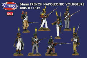 Victrix-1-32-54mm-French-Napoleonic-Voltigeurs-1805-to-1812-VX5403