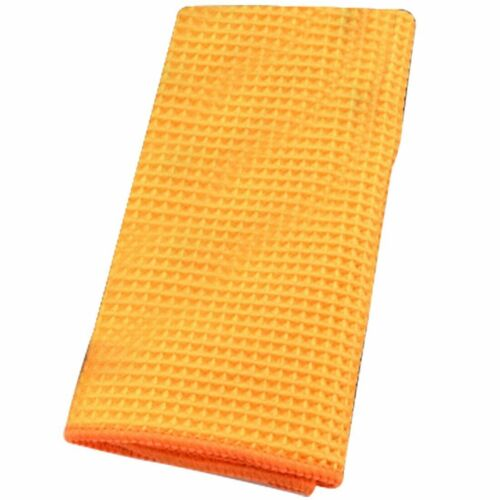 Microfiber Waffle Car Wash Towel Multifunction Car Cleaning Home Windows Care