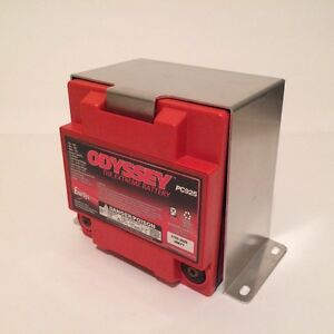 Odyssey-PC925-Battery-Hold-Down-Aluminum