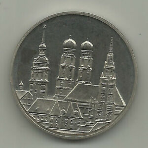 Germany-Medal-Munchen-1158-034-City-View-034