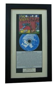 SNOOP-DOGG-Doggystyle-CLASSIC-Album-GALLERY-QUALITY-FRAMED-EXPRESS-GLOBAL-SHIP