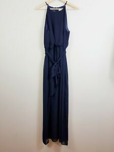 WAYNE-COOPER-Events-Womens-Navy-Formal-Dress-Size-AU-12-or-US-8