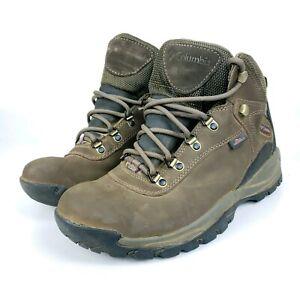 a96d1a12447 Details about Columbia Hiking boots Dillian Ridge women size 10.5 men size  9 waterproof hiking