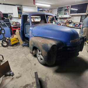 1947 chevy project