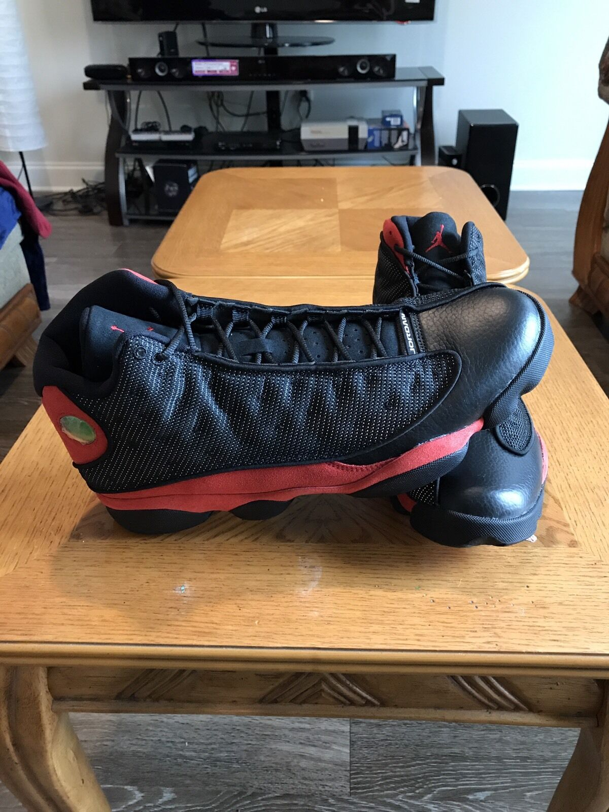 Air Jordan 13 Retro (Bred) Size 14