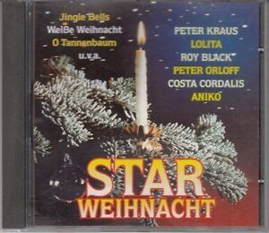 Star-Weihnacht-14-tracks-Lolita-Peter-Kraus-Manfred-Niezgoda-Alice-B-CD