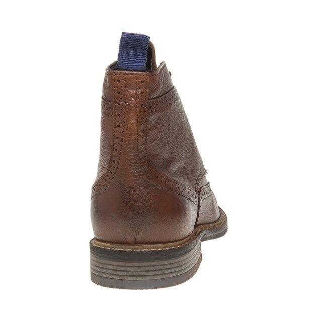 New Mens Lotus Brown Aldridge Up Leather Boots Lace Up Aldridge abd92c