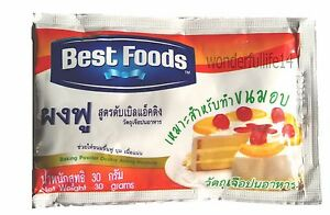 Details about Best Foods Baking Powder Double Acting Formula(Food additive)  From Thailand